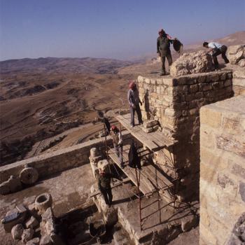 Jordanian laborers