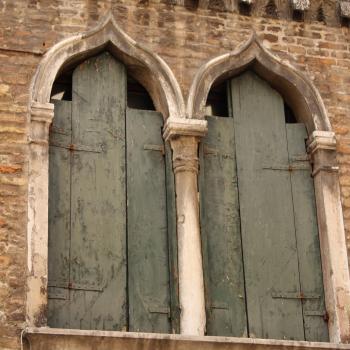 Arabic Styled Arched Windows