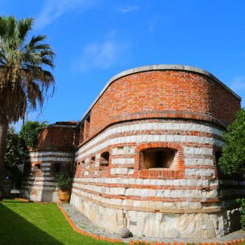 Castle in Ancona