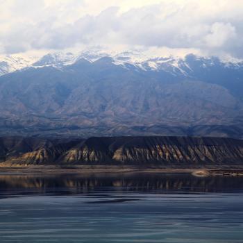 Issyk-Kul Lake
