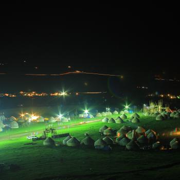 Jailoo (summer pasture) Kyrchyn, World Nomad Games
