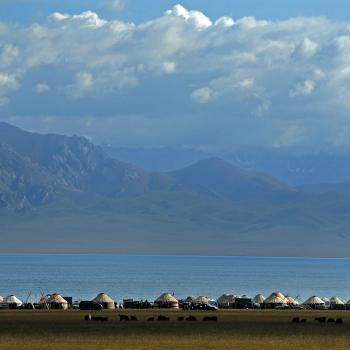 Naryn region, Son-Kul Lake