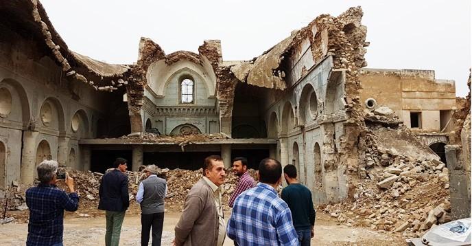 UNESCO Experts visit Mosul