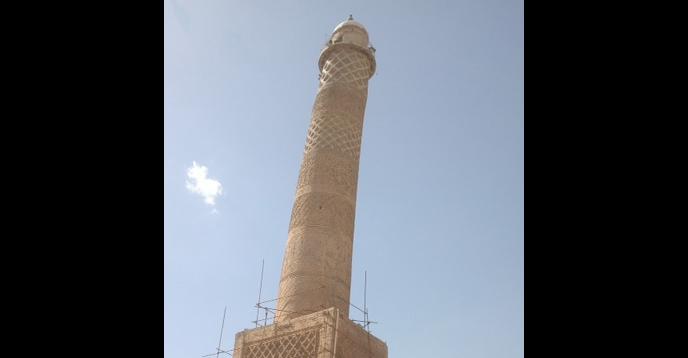 Al-Hadba minaret, Mosul