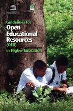 Guidelines for open educational resources (OER) in higher education
